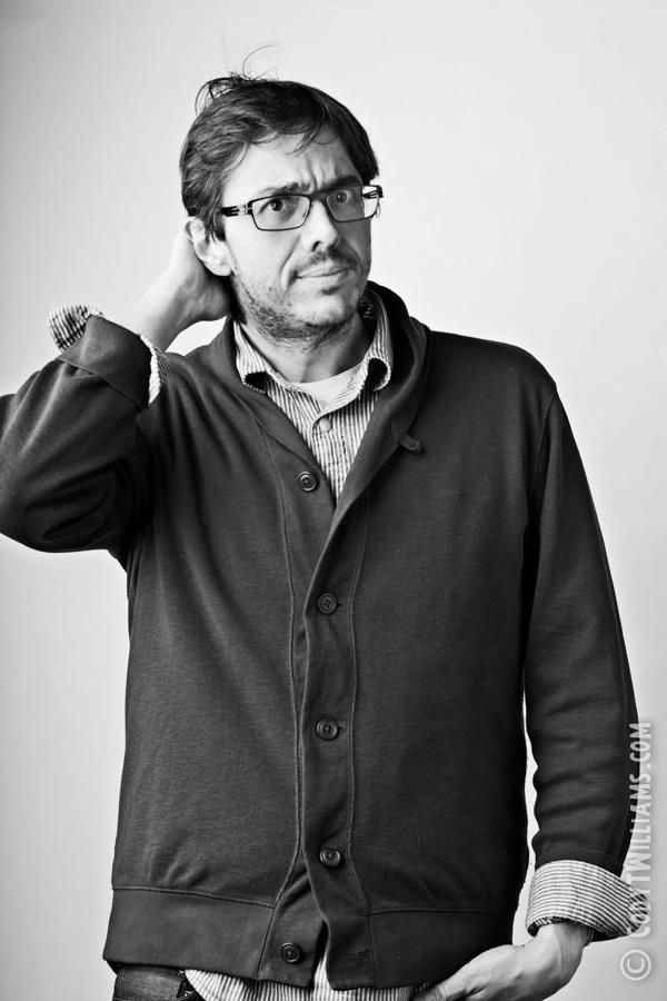 Karim Amara Portrait